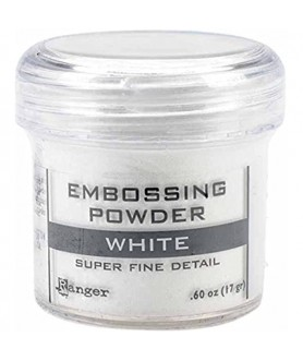 Embossing Powder White...