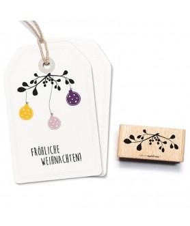Tampon Bois Mistletoe
