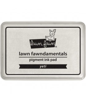 Lawn Fawn Pigment Ink Pad Yeti