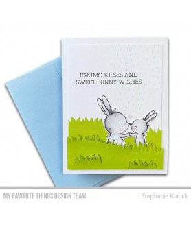 Tampon Clear BUNNY WISHES