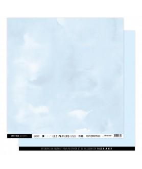 Papier Uni No 38 ECUME
