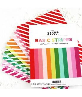 BASIC STRIPES PAPER PAD