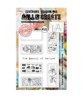 AALL AND CREATE Stamp Set 535