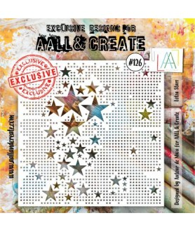 AALL And CREATE Stencil 126