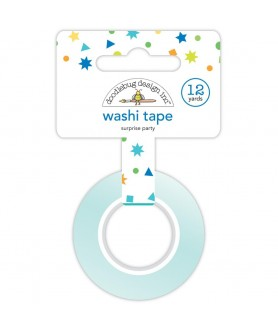 Washi Tape Surprise Party