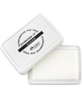 Embossing Ink Pad Clear