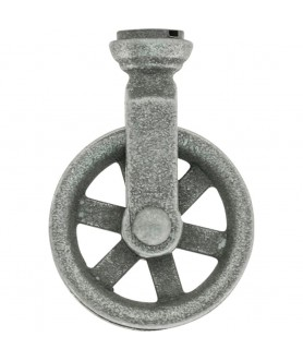 Metal Mini Pulley Wheels